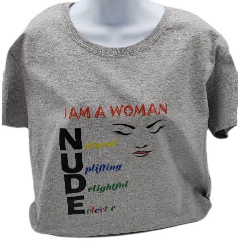 I am a woman grey