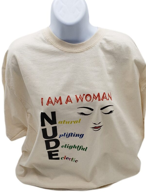 I am a woman natural